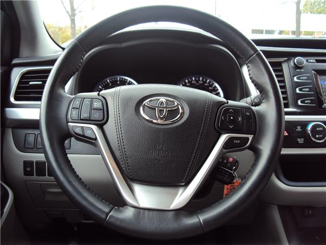 2015 Toyota Highlander LE (Stk: ) in Ottawa - Image 14 of 29