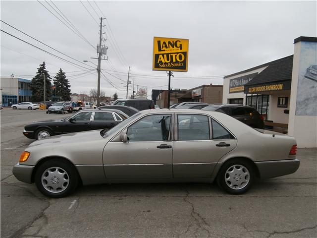 1992 Mercedes-Benz 300SE 1992 300SE! RARE! ONLY 170000 KMS! MINT! LOADED! (Stk: 61696) in Etobicoke - Image 2 of 17