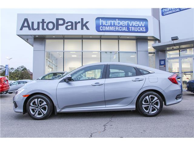 2017 Honda Civic LX (Stk: APR2252) in Mississauga - Image 2 of 20