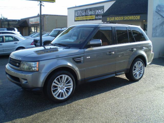 2010 Land Rover Range Rover Sport HSE (Stk: 7805) in Etobicoke - Image 1 of 7