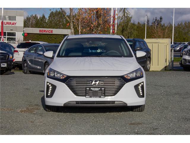 2019 Hyundai Ioniq Hybrid Luxury (Stk: KI124073) in Abbotsford - Image 2 of 25