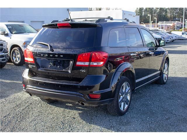 2014 Dodge Journey R/T (Stk: AB0784A) in Abbotsford - Image 7 of 27