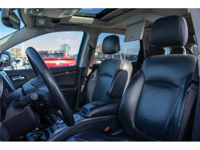 2014 Dodge Journey R/T (Stk: AB0784A) in Abbotsford - Image 10 of 27