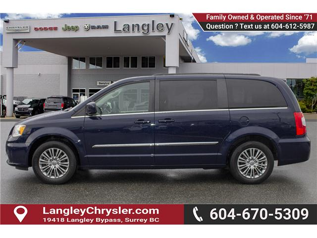 2014 Chrysler Town & Country Touring (Stk: EE898860A) in Surrey - Image 4 of 28