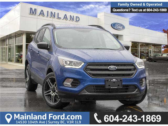 2019 Ford Escape SEL (Stk: 9ES0024) in Surrey - Image 1 of 26