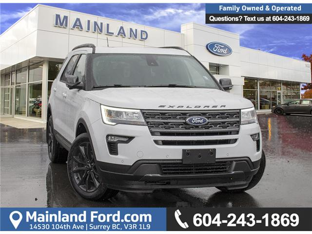 2019 Ford Explorer XLT (Stk: 9EX4499) in Surrey - Image 1 of 27