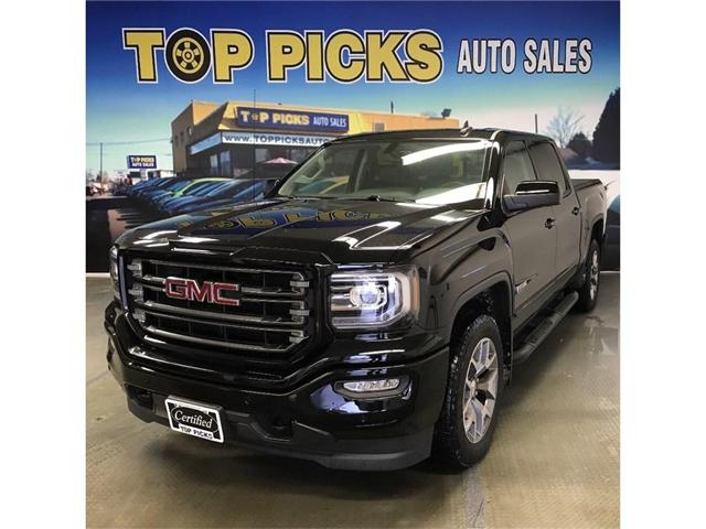 2018 GMC Sierra 1500 SLT (Stk: 136048) in NORTH BAY - Image 1 of 20