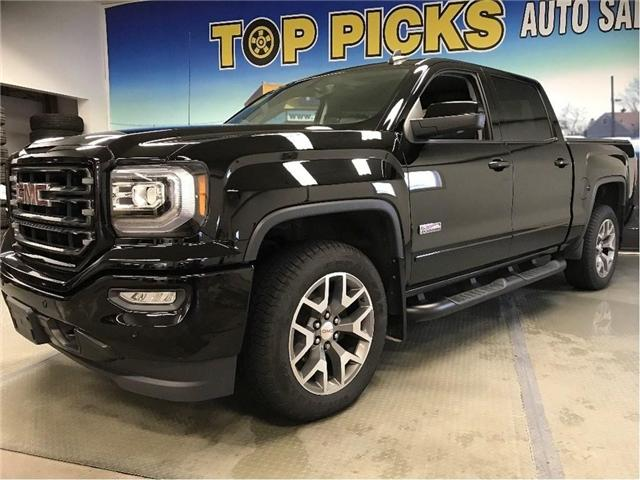 2018 GMC Sierra 1500 SLT (Stk: 136048) in NORTH BAY - Image 3 of 20