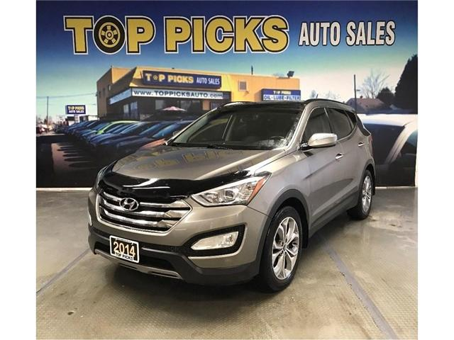 2014 Hyundai Santa Fe Sport  (Stk: 138144) in NORTH BAY - Image 1 of 29