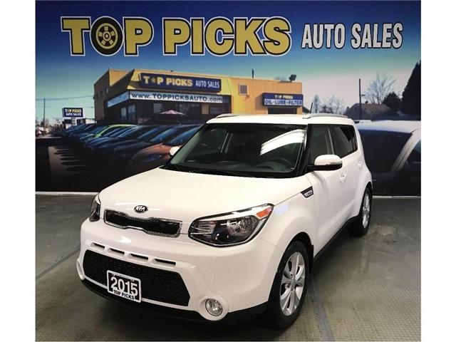 2015 Kia Soul  (Stk: 176959) in NORTH BAY - Image 1 of 20