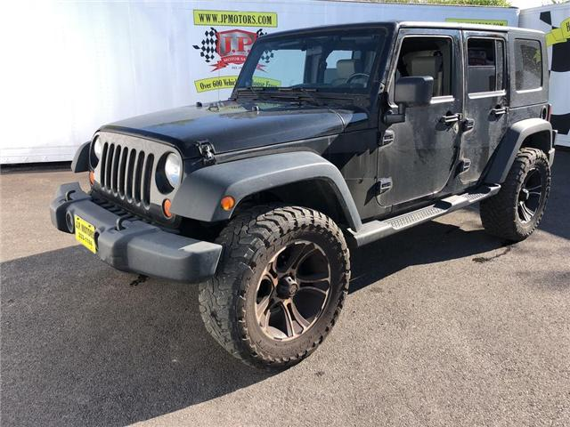 2008 Jeep Wrangler Unlimited X (Stk: 45229) in Burlington - Image 1 of 11