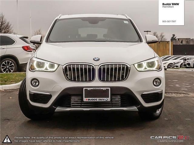 2018 BMW X1 xDrive28i (Stk: T77322P) in Hamilton - Image 2 of 24