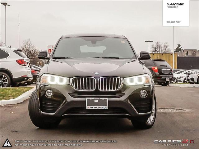 2016 BMW X4 xDrive28i (Stk: T78236A) in Hamilton - Image 2 of 27
