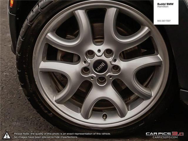 2014 MINI Paceman Cooper S (Stk: T46765PA) in Hamilton - Image 6 of 23