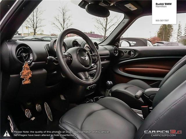 2014 MINI Paceman Cooper S (Stk: T46765PA) in Hamilton - Image 12 of 23