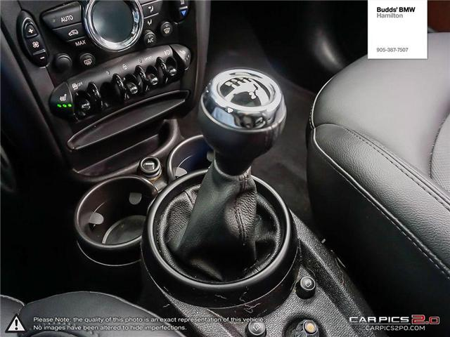 2014 MINI Paceman Cooper S (Stk: T46765PA) in Hamilton - Image 21 of 23