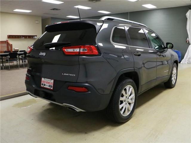 2016 Jeep Cherokee Limited (Stk: 186394) in Kitchener - Image 3 of 26