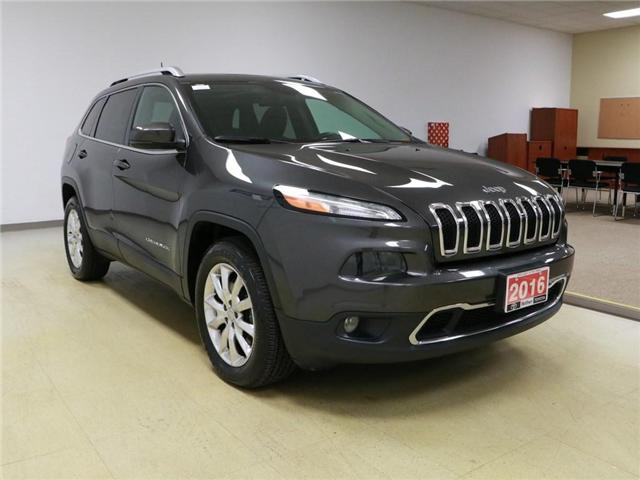 2016 Jeep Cherokee Limited (Stk: 186394) in Kitchener - Image 4 of 26