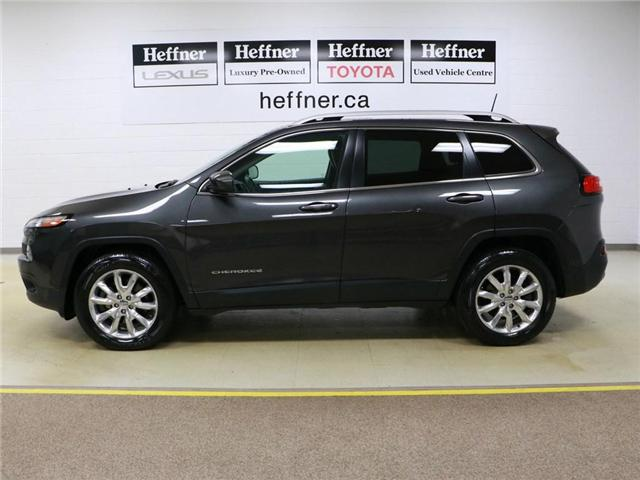 2016 Jeep Cherokee Limited (Stk: 186394) in Kitchener - Image 17 of 26