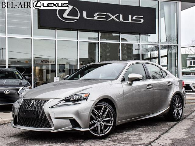 2016 Lexus IS 350 Base (Stk: L0444) in Ottawa - Image 1 of 30