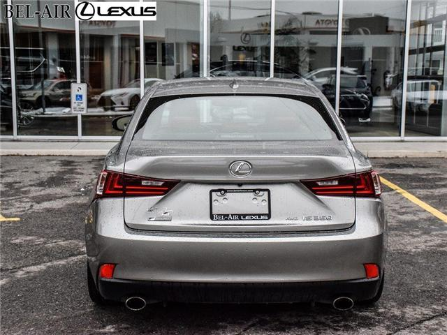 2016 Lexus IS 350 Base (Stk: L0444) in Ottawa - Image 5 of 30