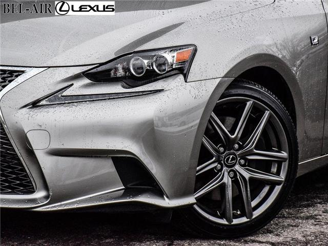 2016 Lexus IS 350 Base (Stk: L0444) in Ottawa - Image 8 of 30