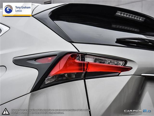 2015 Lexus NX 300h Executive (Stk: Y3276) in Ottawa - Image 12 of 28