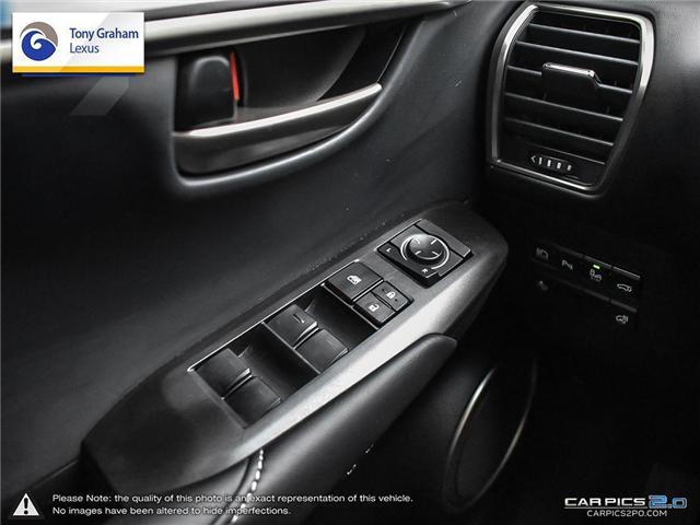 2015 Lexus NX 300h Executive (Stk: Y3276) in Ottawa - Image 16 of 28
