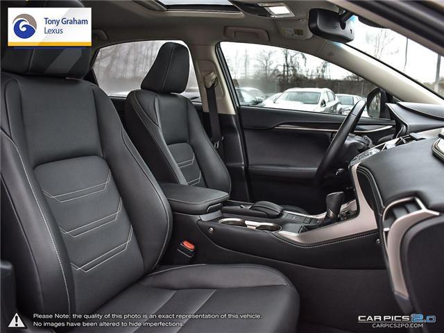 2015 Lexus NX 300h Executive (Stk: Y3276) in Ottawa - Image 23 of 28
