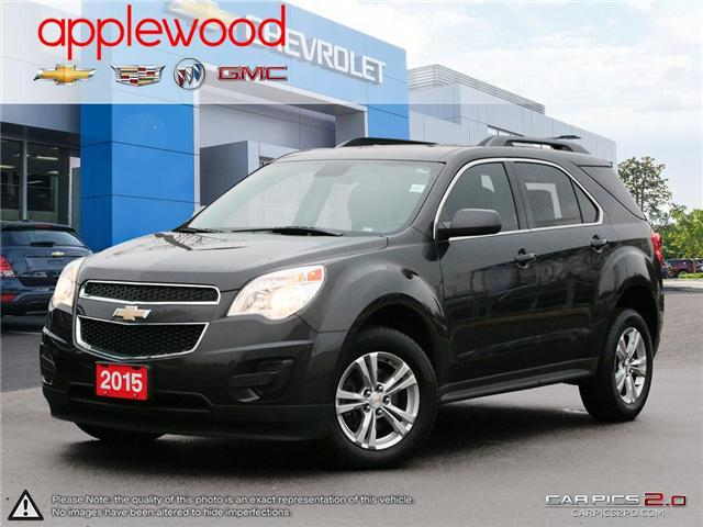 2015 Chevrolet Equinox 1LT (Stk: 2639A) in Mississauga - Image 1 of 28