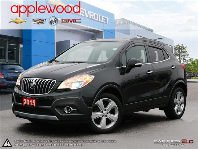 2015 Buick Encore Convenience (Stk: 8515A) in Mississauga - Image 1 of 26