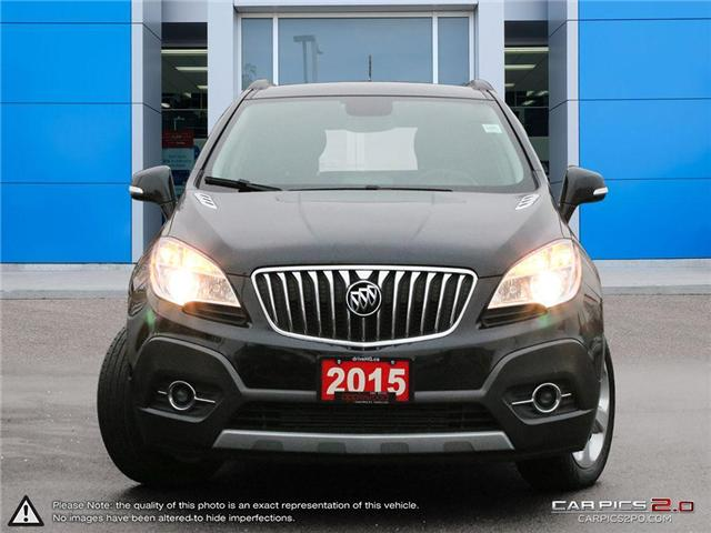 2015 Buick Encore Convenience (Stk: 8515A) in Mississauga - Image 2 of 26