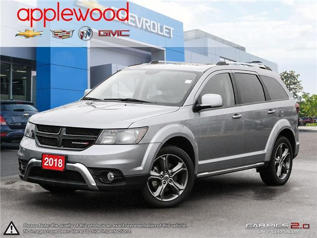 2018 Dodge Journey Crossroad (Stk: 9736A) in Mississauga - Image 1 of 28