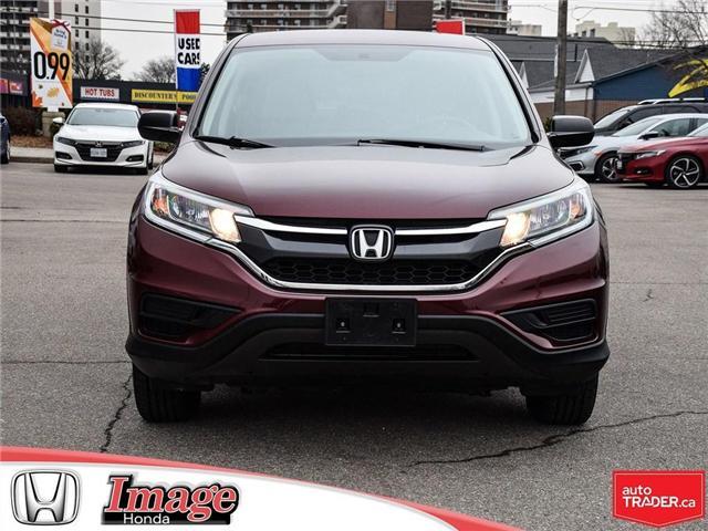 2015 Honda CR-V LX (Stk: 8C820A) in Hamilton - Image 2 of 20