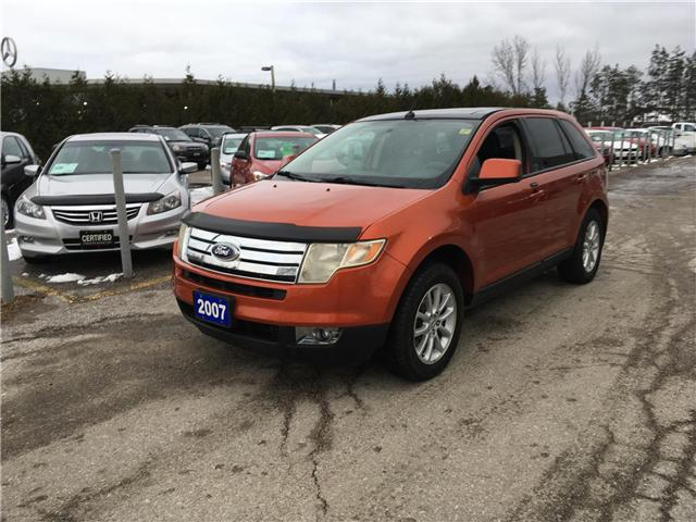 2007 Ford Edge SEL Plus AWD (Stk: P3543) in Newmarket - Image 1 of 19
