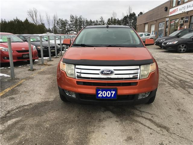 2007 Ford Edge SEL Plus AWD (Stk: P3543) in Newmarket - Image 2 of 19