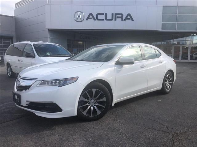 2015 Acura TLX Tech (Stk: 4002) in Burlington - Image 1 of 21