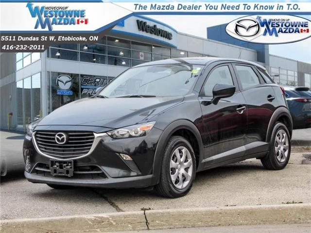 2016 Mazda CX-3 GX (Stk: P3890) in Etobicoke - Image 1 of 18