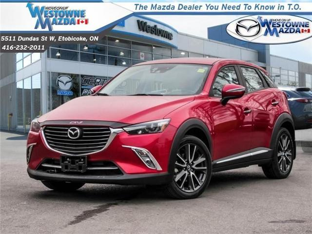 2016 Mazda CX-3 GT (Stk: P3887) in Etobicoke - Image 1 of 28