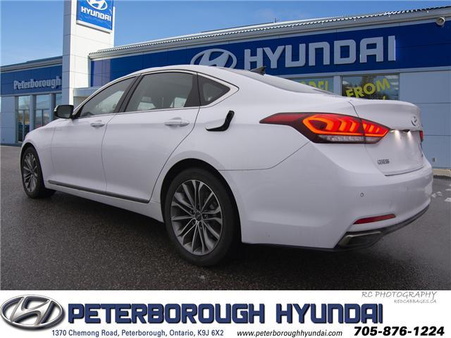 2015 Hyundai Genesis 3.8 Technology (Stk: h11834a) in Peterborough - Image 4 of 25