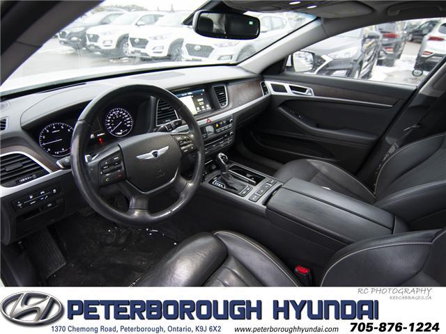 2015 Hyundai Genesis 3.8 Technology (Stk: h11834a) in Peterborough - Image 9 of 25