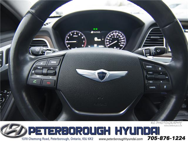 2015 Hyundai Genesis 3.8 Technology (Stk: h11834a) in Peterborough - Image 12 of 25