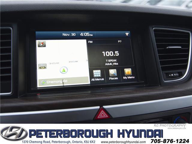 2015 Hyundai Genesis 3.8 Technology (Stk: h11834a) in Peterborough - Image 14 of 25