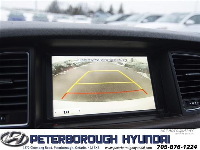 2015 Hyundai Genesis 3.8 Technology (Stk: h11834a) in Peterborough - Image 15 of 25