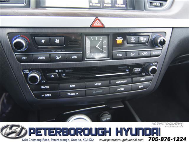 2015 Hyundai Genesis 3.8 Technology (Stk: h11834a) in Peterborough - Image 16 of 25