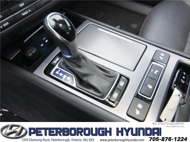 2015 Hyundai Genesis 3.8 Technology (Stk: h11834a) in Peterborough - Image 17 of 25