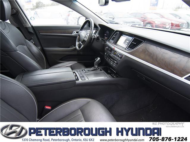 2015 Hyundai Genesis 3.8 Technology (Stk: h11834a) in Peterborough - Image 18 of 25