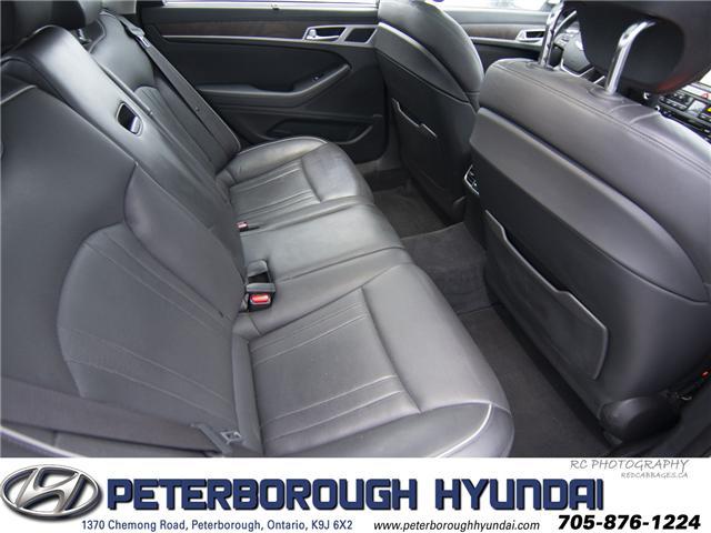 2015 Hyundai Genesis 3.8 Technology (Stk: h11834a) in Peterborough - Image 19 of 25