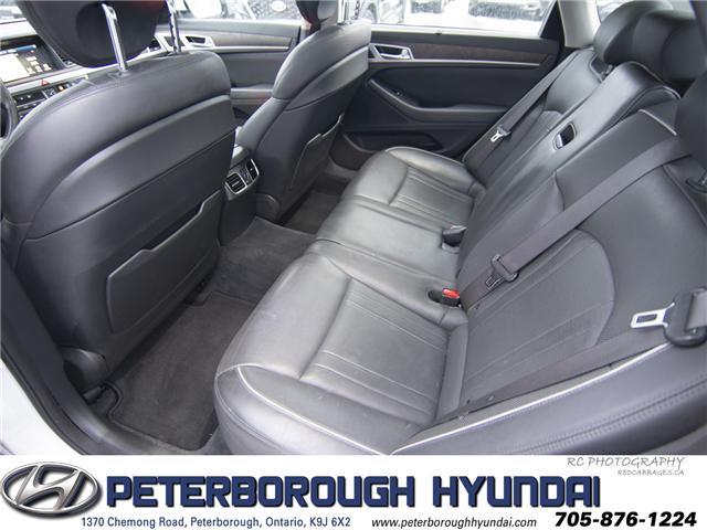 2015 Hyundai Genesis 3.8 Technology (Stk: h11834a) in Peterborough - Image 20 of 25