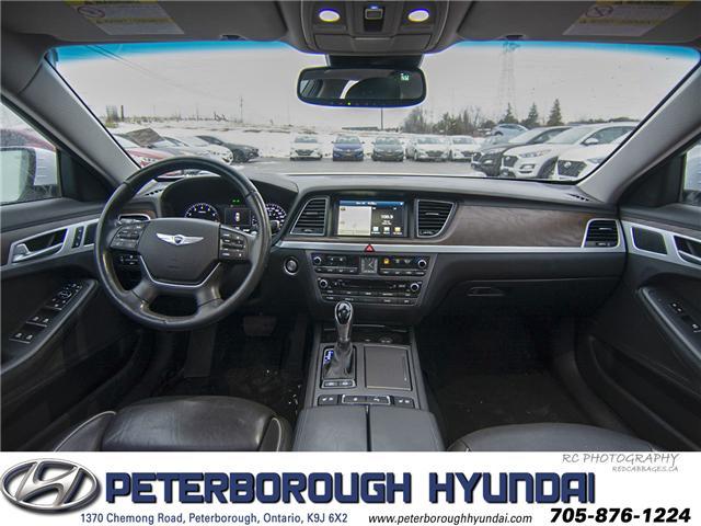 2015 Hyundai Genesis 3.8 Technology (Stk: h11834a) in Peterborough - Image 21 of 25